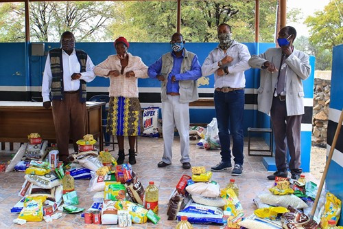 Nine Communities benefit from Wilderness Safaris third round of COVID-Relief Hampers