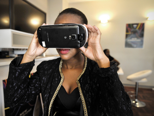 Africa's new Virtual Reality