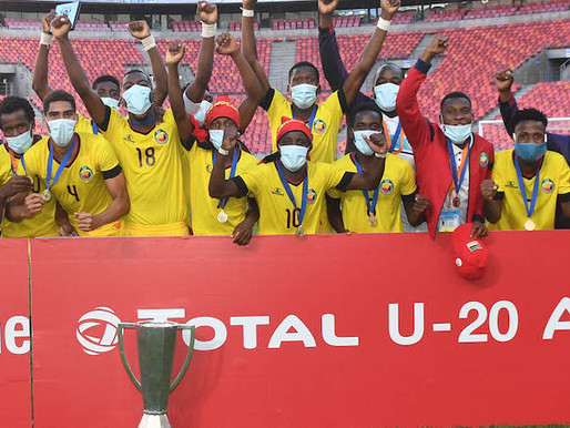 'Mauritania will have their word in the U-20 AFCON'
