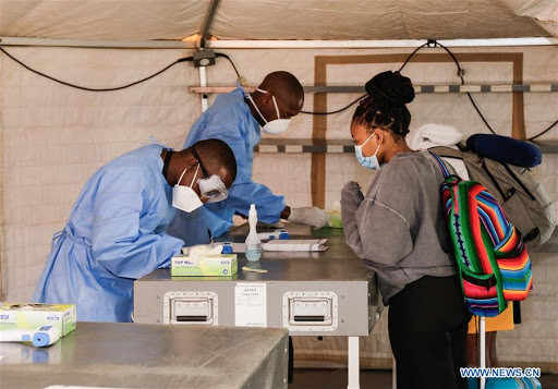 Africa's COVID-19 mortality surges by 40%