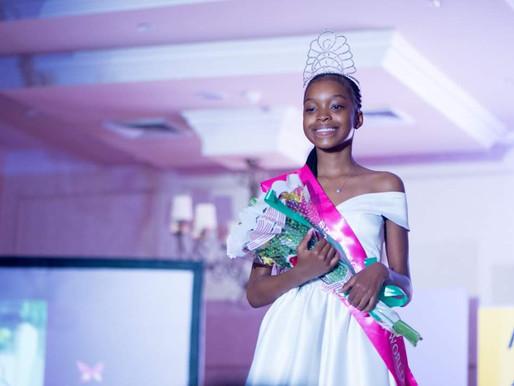 Palesa Motsewetsho; Little Miss Princess of the World Botswana