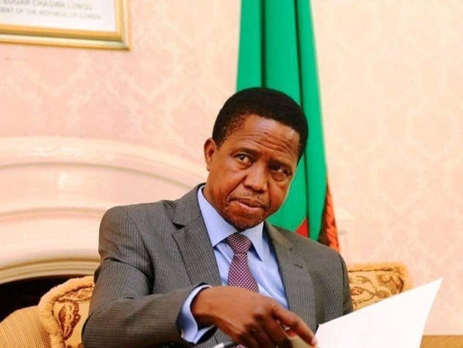 President Lungu commended for sacking Health minister over corruption