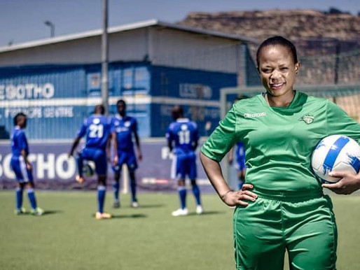 Baholo Motene, the game changer