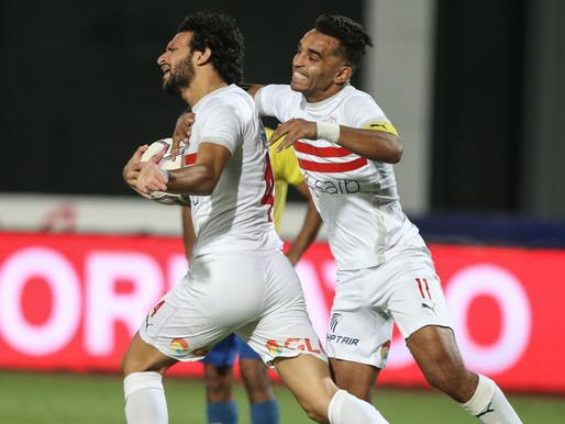 Zamalek finish second to book Champions League spot