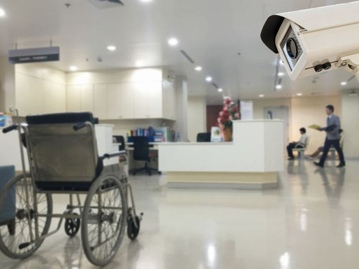 MINISTRY OF HEALTH PARTNERS WITH POLICE TO SECURE 24HR HEALTH FACILITIES WITH CCTV CAMERAS