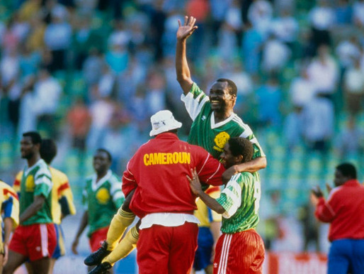 Ten African defining moments at the Football World Cup