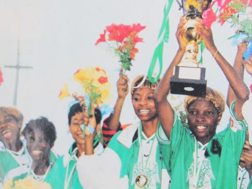 Remembering 1998 All-Conquering Super Falcons