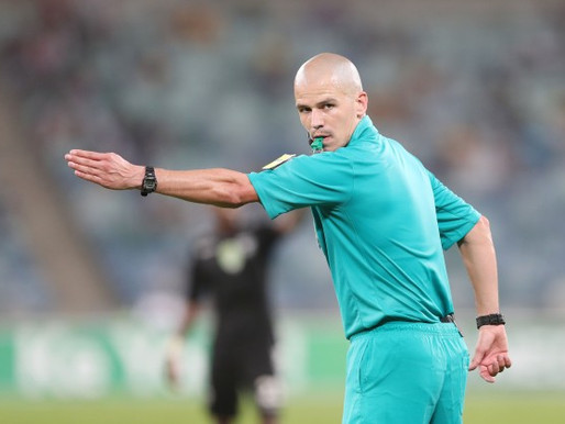 Victor Gomes: Refereeing is a Passion
