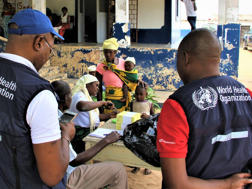 WHO intensifies support to COVID-19 African hotspot countries