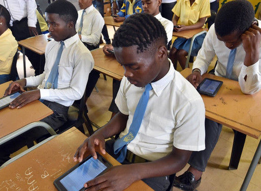 Delivering Education Online: Coronavirus Underscores what's Missing in Africa
