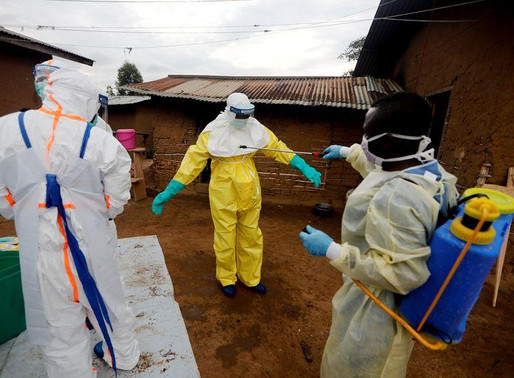Ebola outbreak reaches 100 cases in DRC