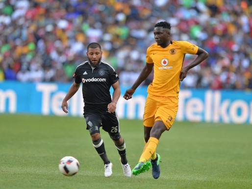 Kaizer Chiefs and Orlando Pirates on Joint Covid-19 Fight