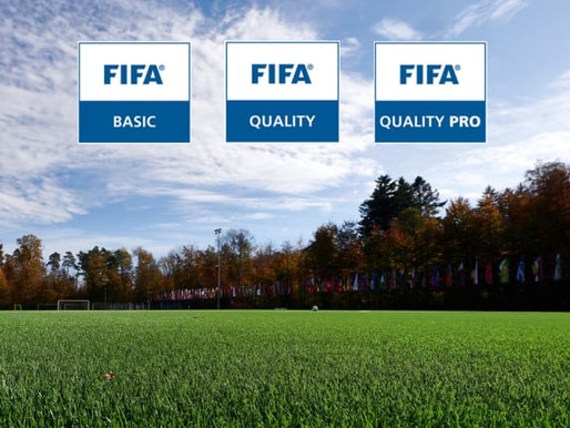 FIFA launches new quality standard to boost football development