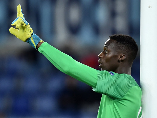 The African keepers leading the way