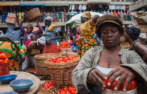 Impact of COVID-19 on the Informal Sector in Africa: deterioration in Financial Inclusion