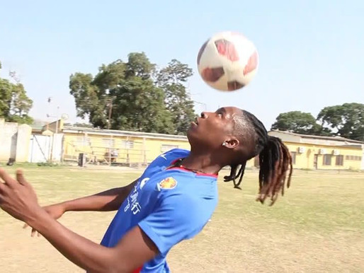 Zambian female footballer's success in Chinese league cheered at home