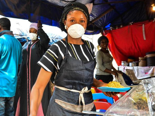 Doing Business Africa – Women at the frontline