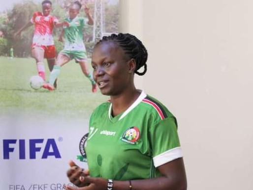 Nabwire steering Kenya's global success drive