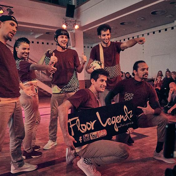 Floor LegendZ - Achtung! Straßentheater