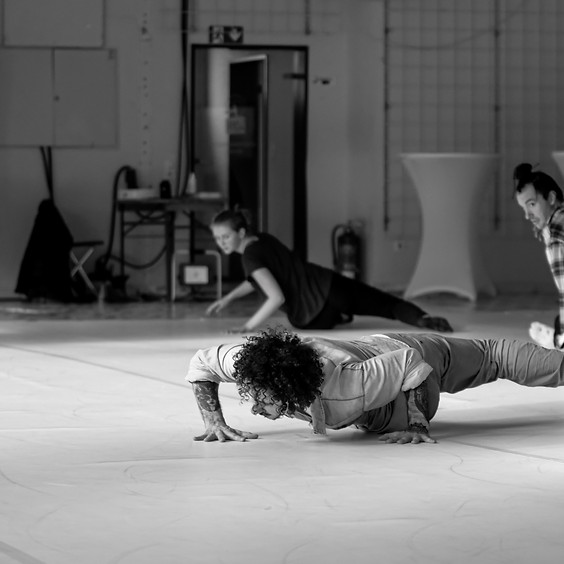 Beginner Workshop mit Bruno Genty