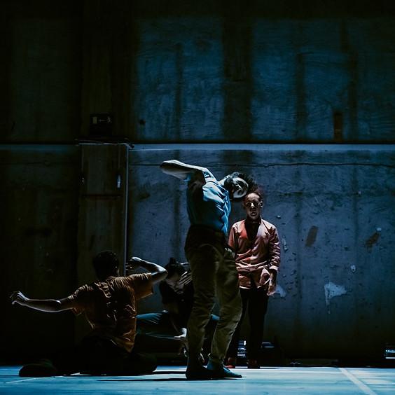 Last Space - Performance by Frantics Dance Company