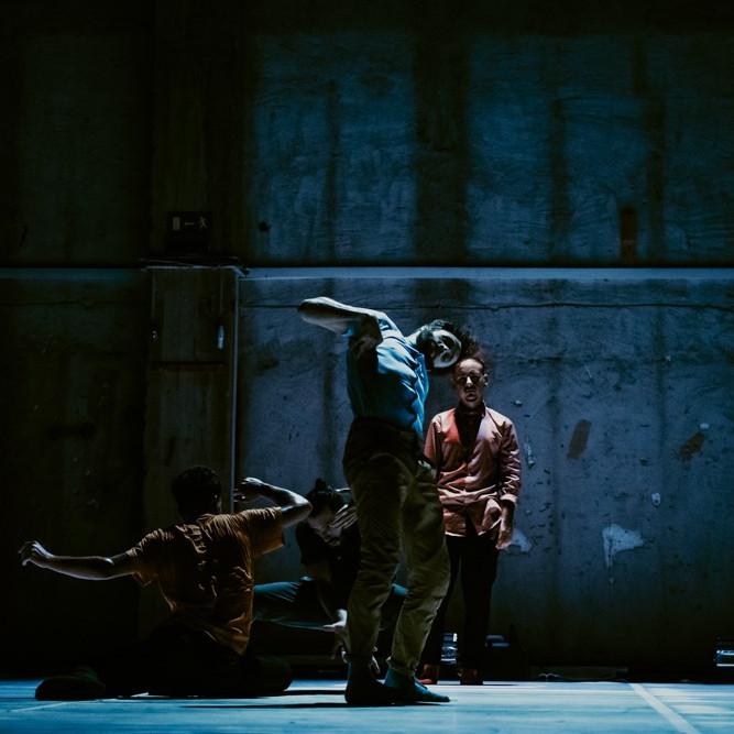 Frantics Dance Company - Performance