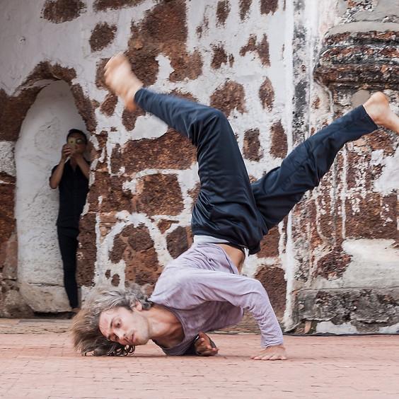 Contemporary Workshop mit Alexey Dmitrenko