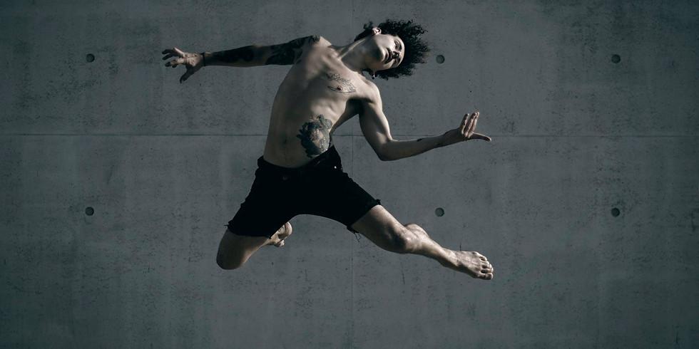 Urban Contemporary Workshop with Carlos Aller (Frantics Dance Company)