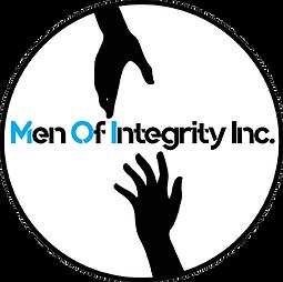 Men Of Integrity logo ci