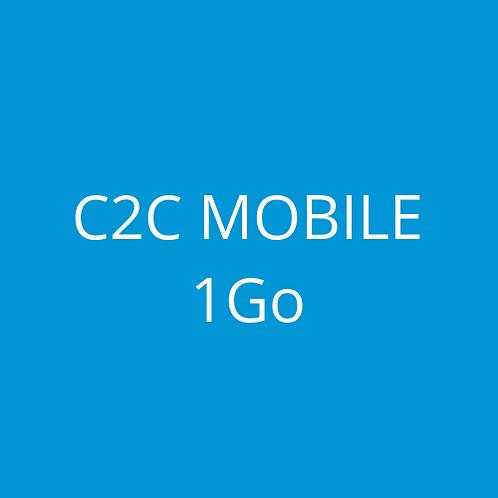 C2C Mobile 1Go