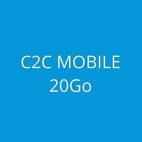 C2C Mobile 20Go