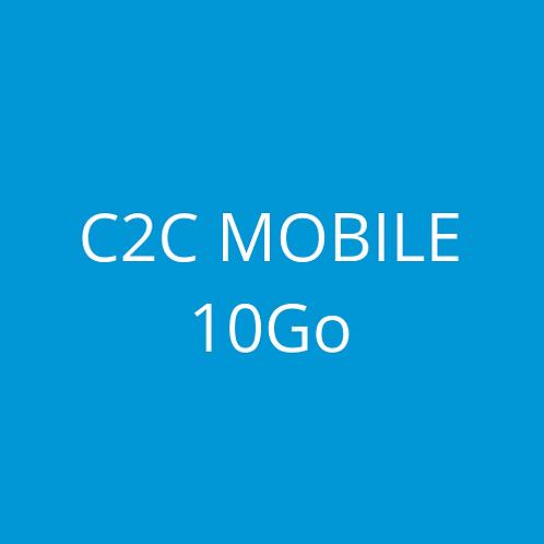 C2C Mobile 10Go