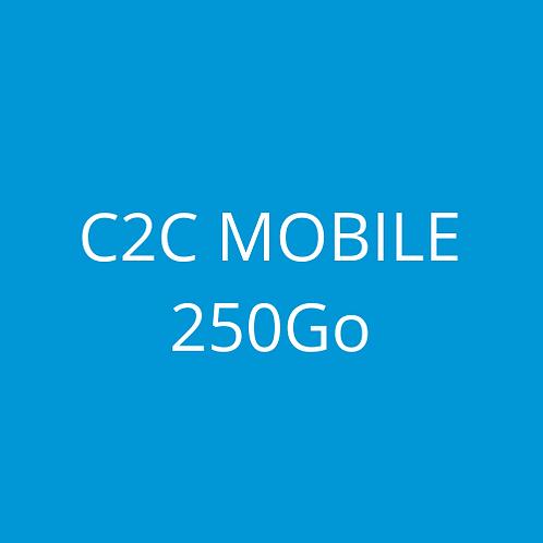 C2C Mobile 250Go