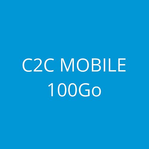 C2C Mobile 100Go