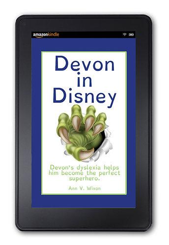 Devon in Disney                       Parent/Educator Edition - Paperback