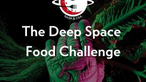 NASA จะจ่ายเงิน $ 500K หากคุณหาวิธีส่งอาหารไปยังอวกาศได้