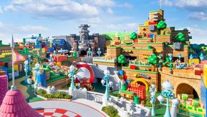 กำลังจะเปิดแล้ว! Super Nintendo Theme park!!