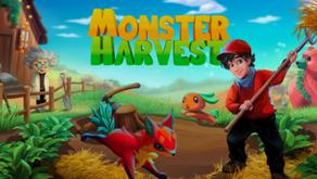 Monster Harvest เกมปลูกผักที่เป็นสัตว์ประหลาด!