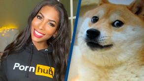 จ่าย Pornhub ด้วย Dogecoin ได้แล้ววันนี้ !