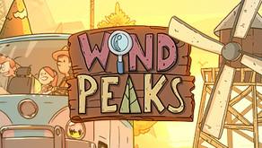 Wind Peaks หาให้ได้ถ้านายแน่จริง!