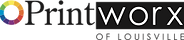 PrintWorx of Louisville logo