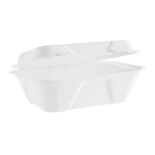 Коробка для їжі з багасси, 180 x 130 мм (50шт.)