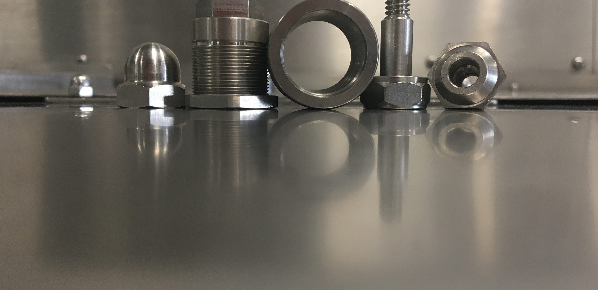 Screw Machined Parts