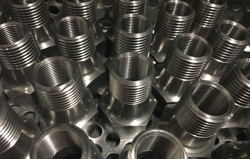 Machined Parts