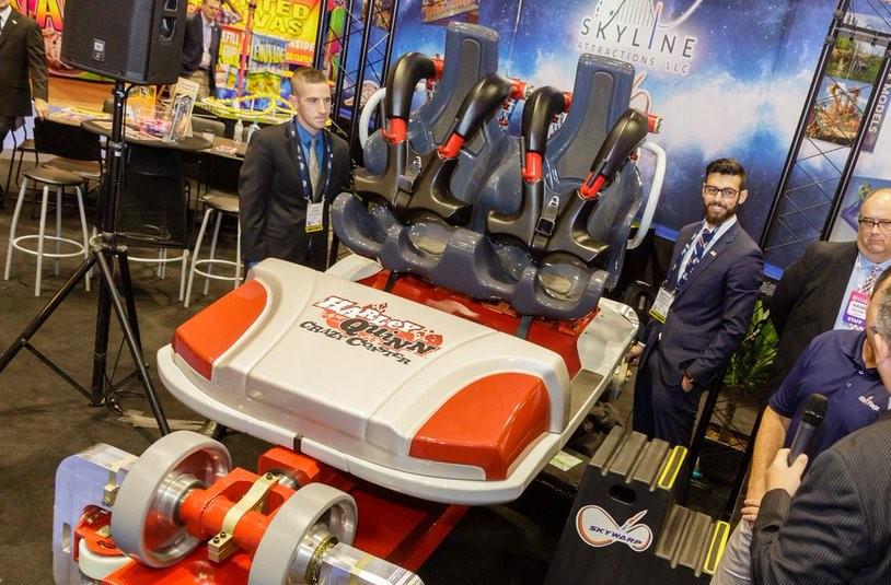 Roller Coaster Fabrication