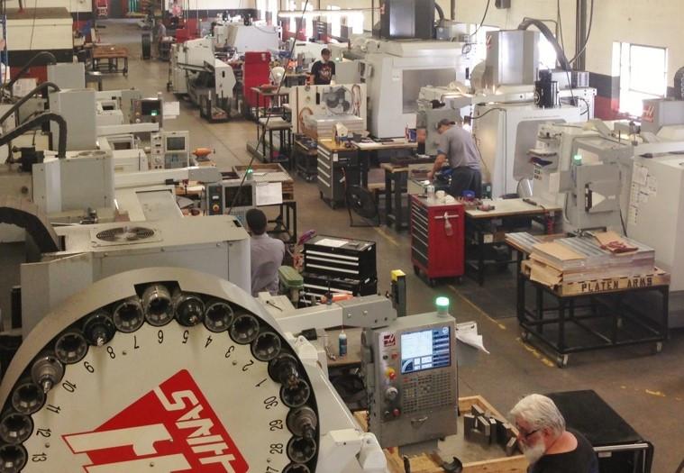CNC Machining Division