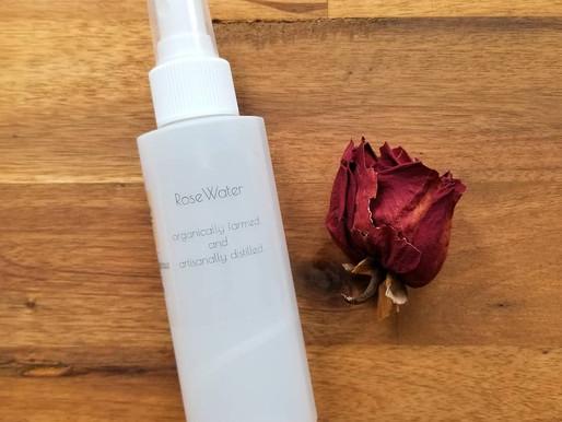 Rose Water in Skin Care