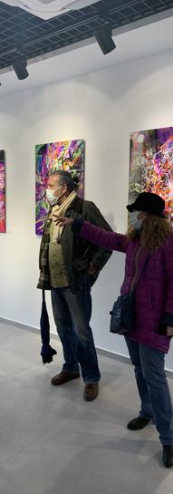 Oguz Buyukberber Exhibition Gallery 2.HE