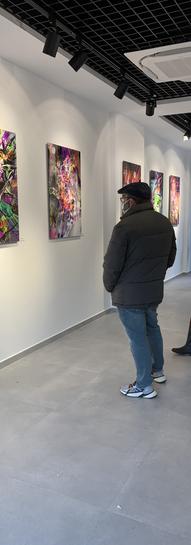 Oguz Buyukberber Exhibition Gallery 4.HE