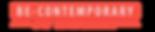 BE-CONTEMPORARY Art Man Logo.png